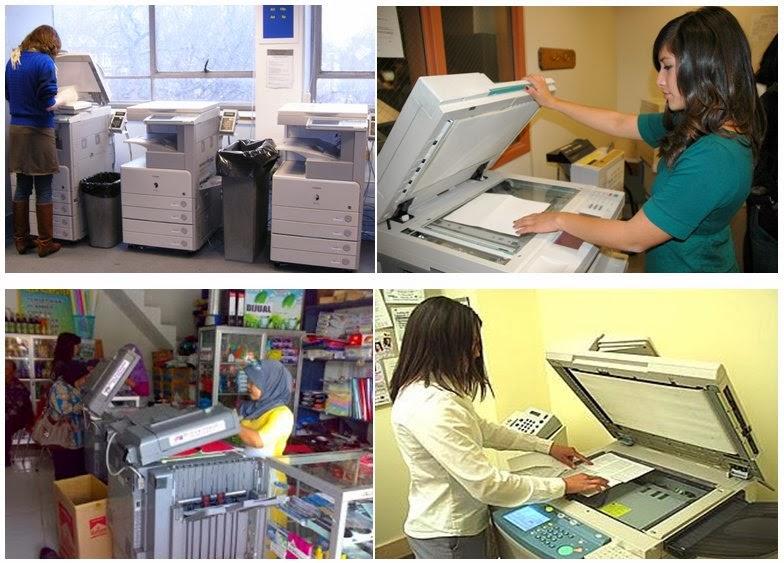 Untuk MEMULAI bisnis Fotocopy dan percetakan digital yang SUKSES ...