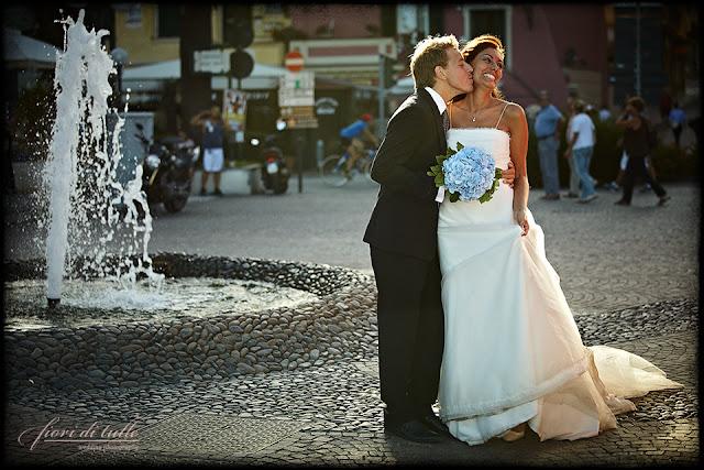 foto matrimonio Arenzano