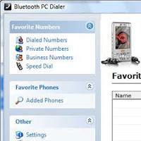 تحميل برنامج البلوتوث للكمبيوتر Bluetooth PC Dialer