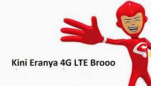 teknologi terbaru 4G Lte