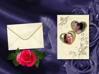 Envelope and Greeting