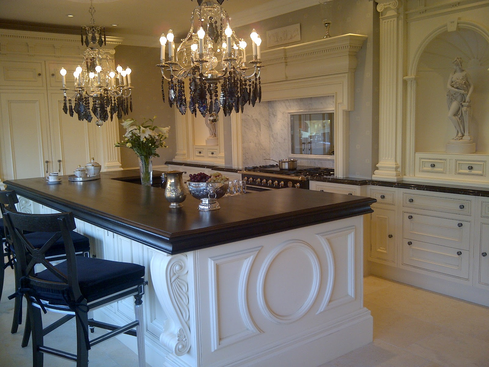 Tradition Interiors Of Nottingham Clive Christian Luxury Architectural Furniture