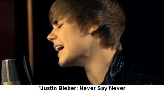 justin bieber never say never dvd 3d. Never Say Never is undeniably