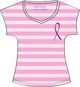 Camiseta contra el cancer