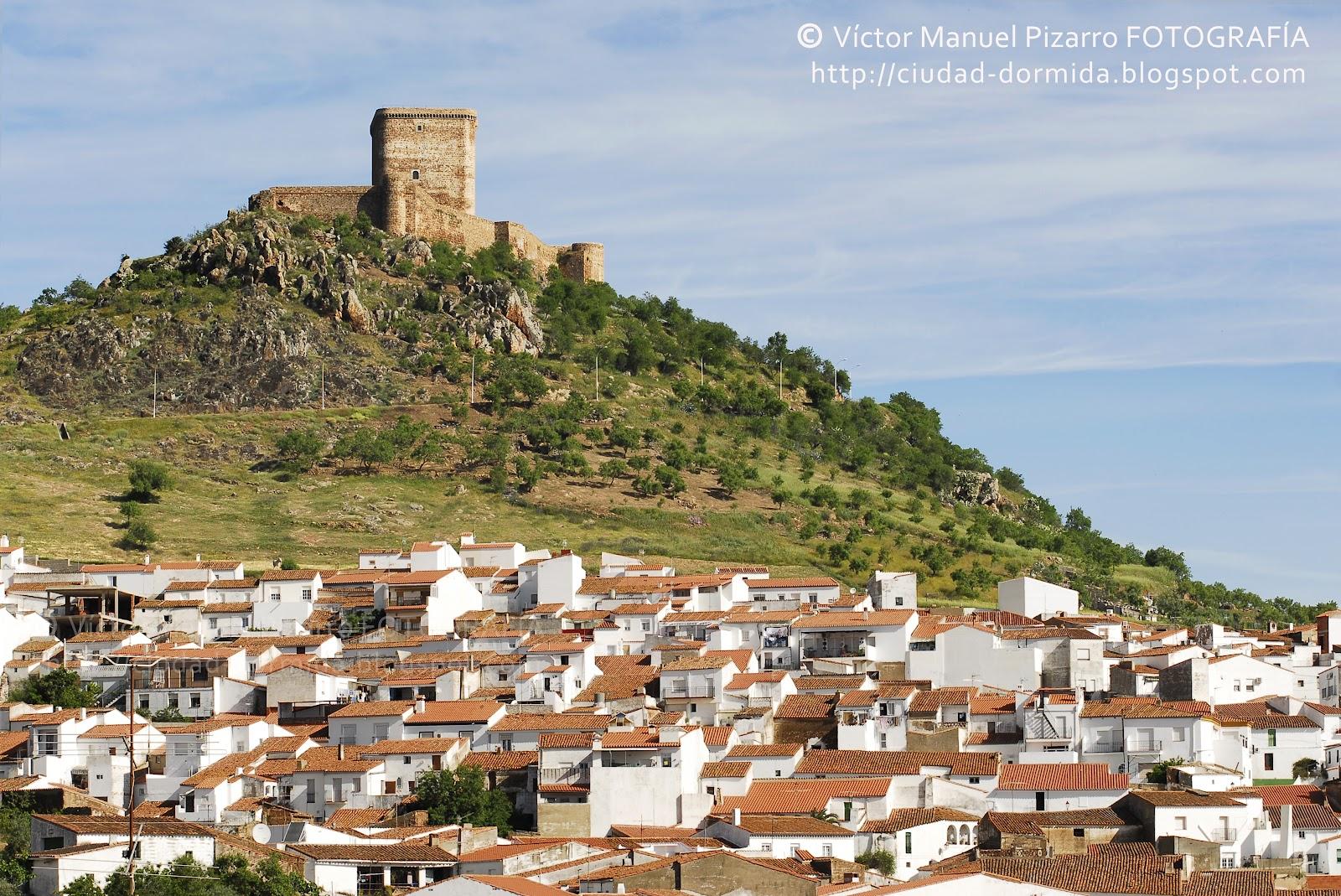 Tierra de Barros, la comarca de los barros rojos (Badajoz, Extremadura, Españ...
