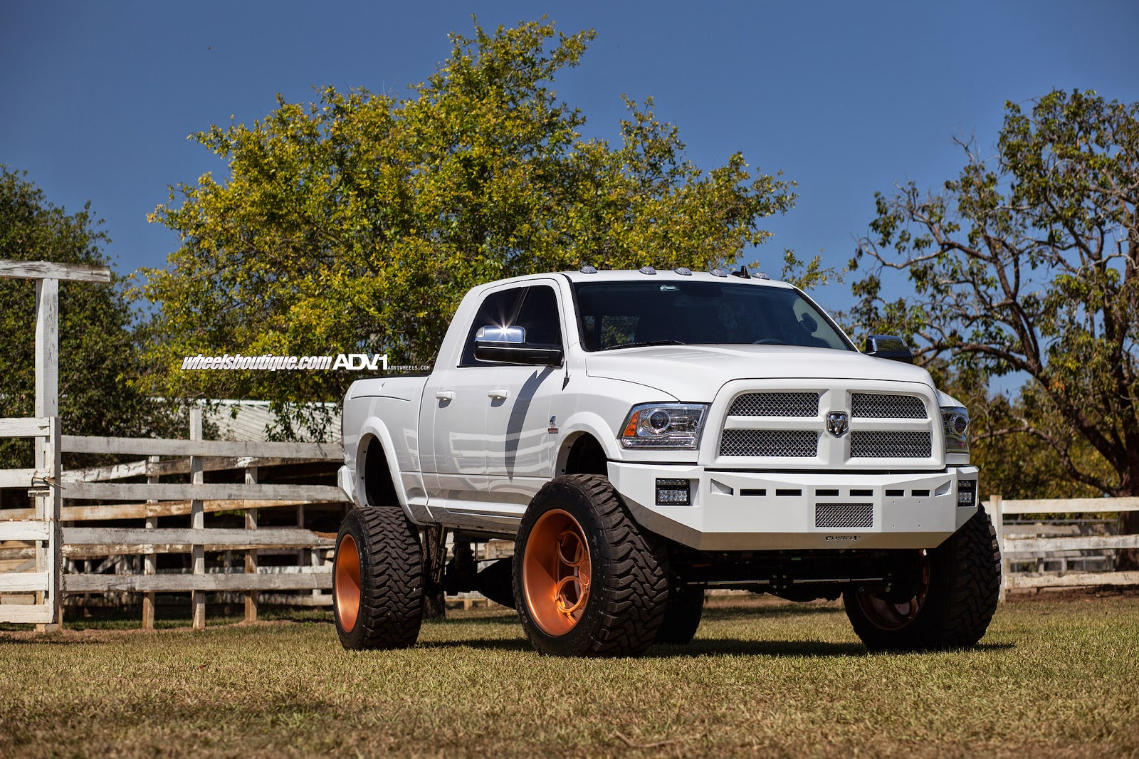 supercars show dodge ram 2500 4x4 on adv05c truck spec hd by. Black Bedroom Furniture Sets. Home Design Ideas