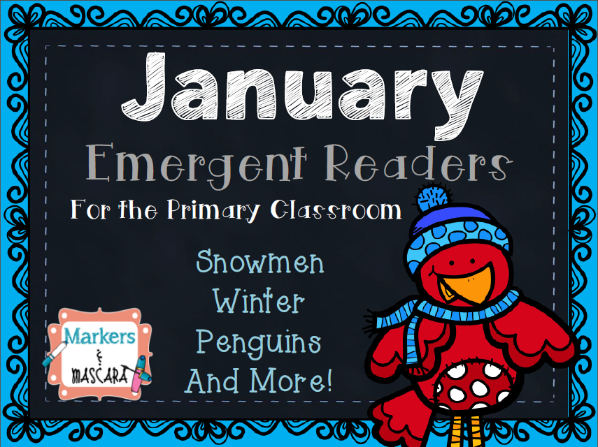http://www.teacherspayteachers.com/Product/January-Emergent-Readers-1615131
