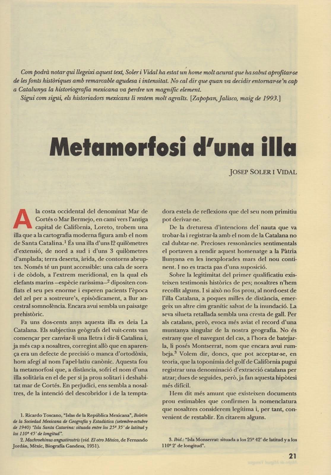 Revista Orfeó Català Mèxic