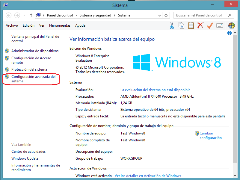 windows dominio: