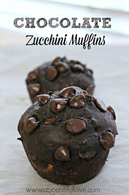 http://www.abountifullove.com/2015/06/chocolate-zucchini-muffins.html