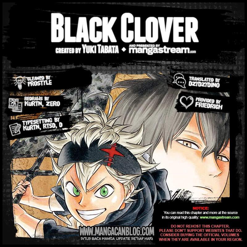Black Clover Chapter 122-1
