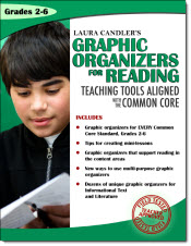 image of Graphic Organizers for Reading