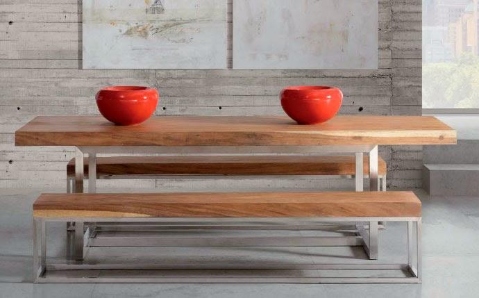 mesas salon, mesas bodega modernas, mesas modernas muy grandes