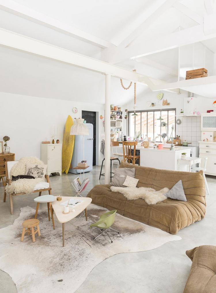 Una casa simple llena de detalles bonitos alquimia deco - Alquimia deco ...