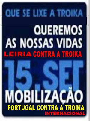 Acorda, Contra, Indignados, Internacional, Ladrões, Levantar, Mobilização, Nacional, Nação, Portugal, Povo, Rua, Troika, Vidas, Covilhã,    Protesto, Manifestação, Leiria