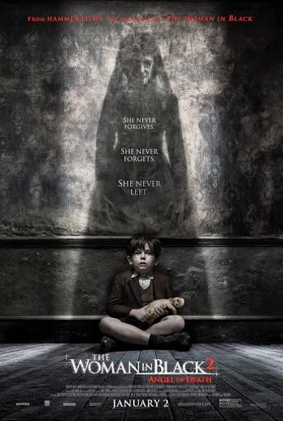 Film The Woman In Black 2: Angels Of Death 2015 di Bioskop