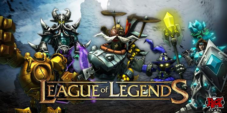league of legends comics. League of Legends comics