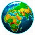 earth 3d � amazing atlas 110 � 3d globe wonders of the