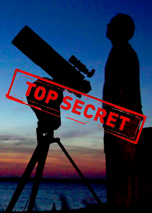 Wanted - Astronomer with Top Secret Clearance
