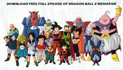 dragon ball episode downloads