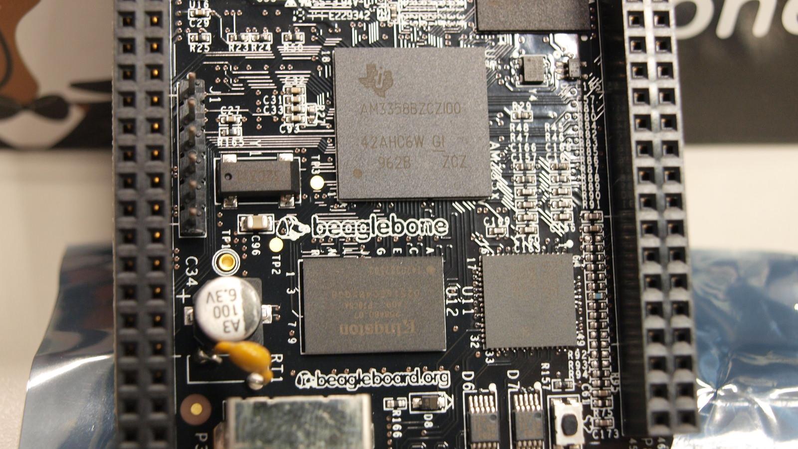 BeagleBone Black Rev C 開發板