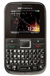 Motorola EX109 Dual SIM QWERTY Phone