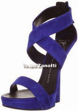 Giuseppe Zanotti Women's E30246 Wedge Sandal