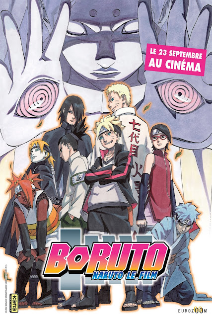Boruto, Naruto le film