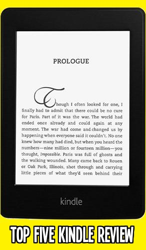 Top Five Kindle Review
