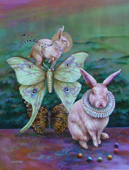 Visionary Art  TheAudition