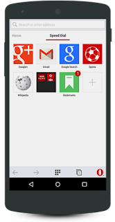 Opera Mini beta - Fast web browser v8.0.1739.87973