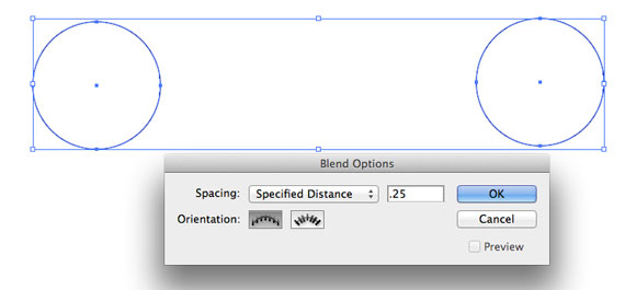 blending modes in illustrator screen shot