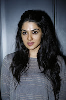 Sakshi Chaudhary Looks Beautiful in Floral Leggings and Tight T-Shirt