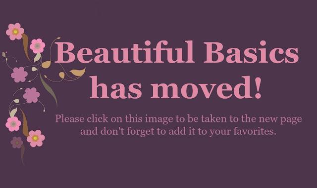 Beautiful Basics has a new home!