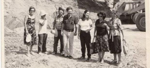 Όταν το 1956 ξεκινούσαν οι ανασκαφές στην Αμφίπολη...