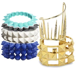 pulseiras com spikes
