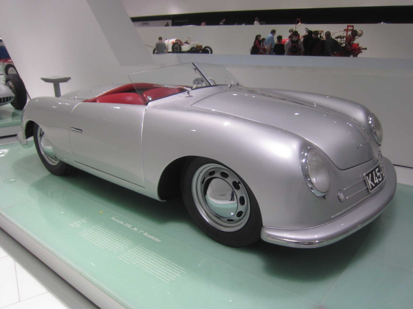 Where is darren now porsche museum since visiting the museum i heard what id call rumors that you can go for a real factory tour at porsche im hoping thats the case and that ill get a vanachro Choice Image