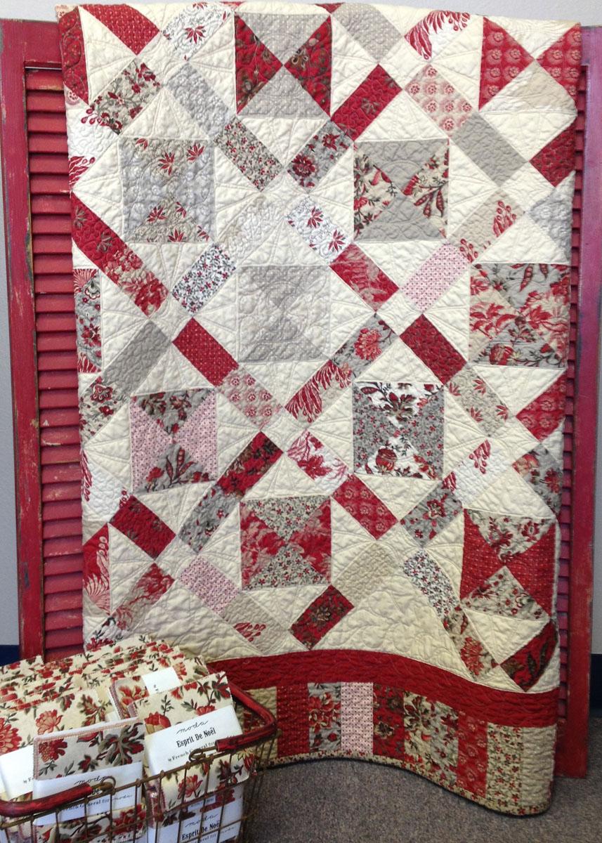 My Red Door Designs International Quilt Festival Long Beach