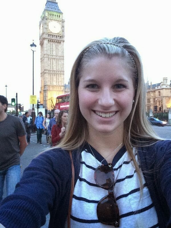 Selfie di Big Ben London