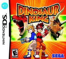 Dinosaur King   Nintendo DS