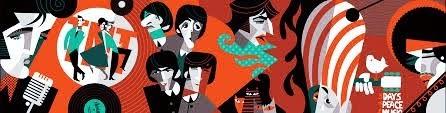 Todas las caricaturas son de Pablo Lobato