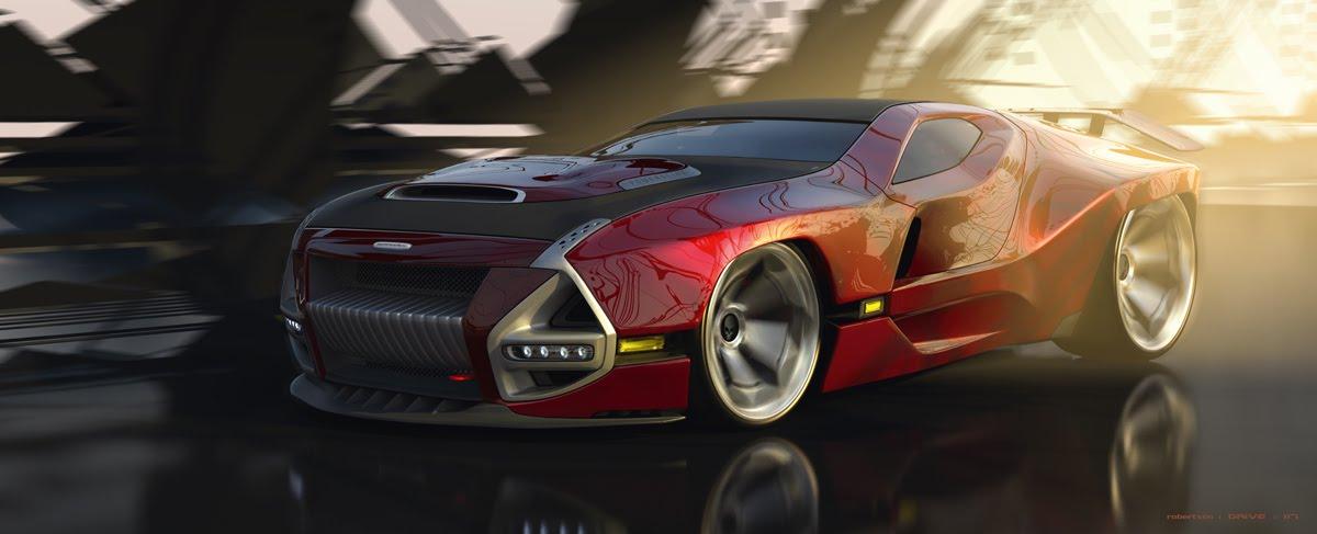 DSNGS SCI FI MEGAVERSE FUTURISTIC DESIGNS CONCEPT CARS