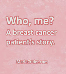Marla Crider: Breast cancer patient's story