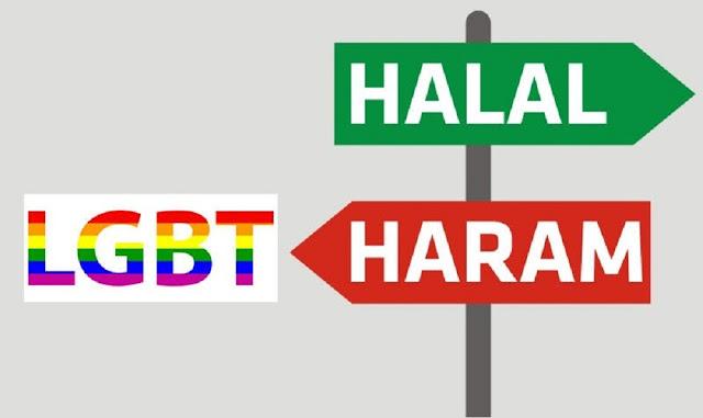 Haramnya LGBT