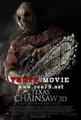Sát Nhân Vùng Texas 3D