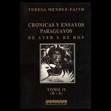 Crónicas y ensayos paraguayos