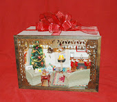 Christmas Room Box
