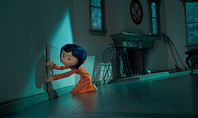 Finding the door Coraline 2009 animatedfilmreviews.blogspot.com