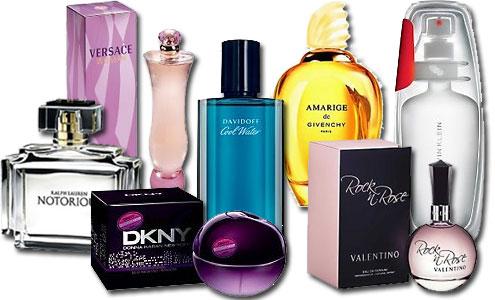Women Perfumes 2012