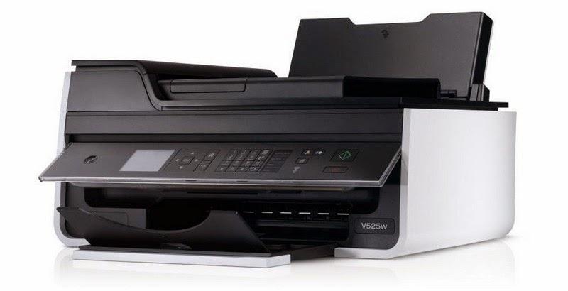 Drivers For Dell Printer V525w